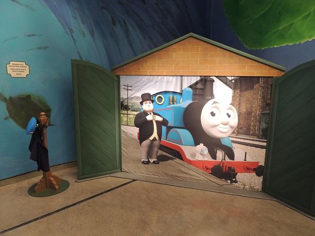 Thomas the Train 555