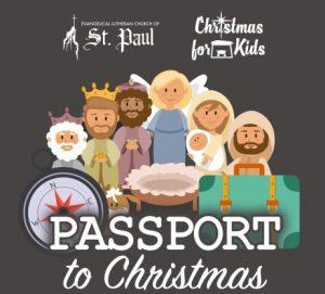 Christmas for Kids Passport to Christmas