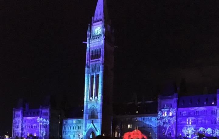 Christmas Lights And Tree Lighting Ceremonies In Ottawa