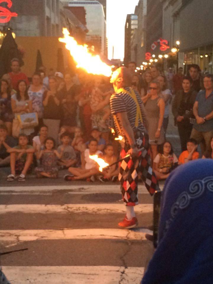 Ottawa Busker Festival 2017