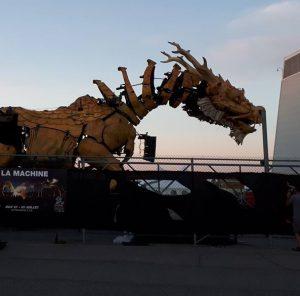 La Machine in Ottawa