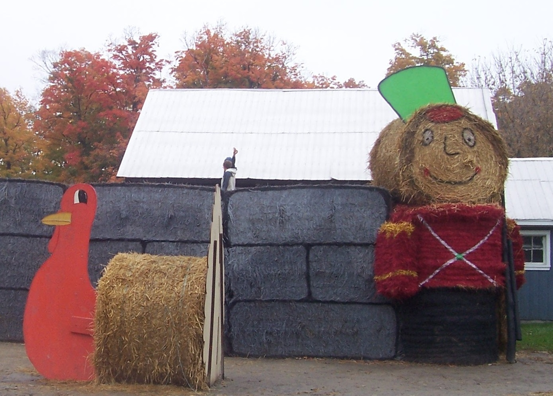 Proulx Farm is hosting their 23rd annual Pumpkin Fest