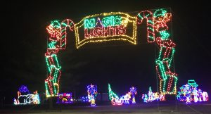 Magic of Lights at Wesley Clover Parks