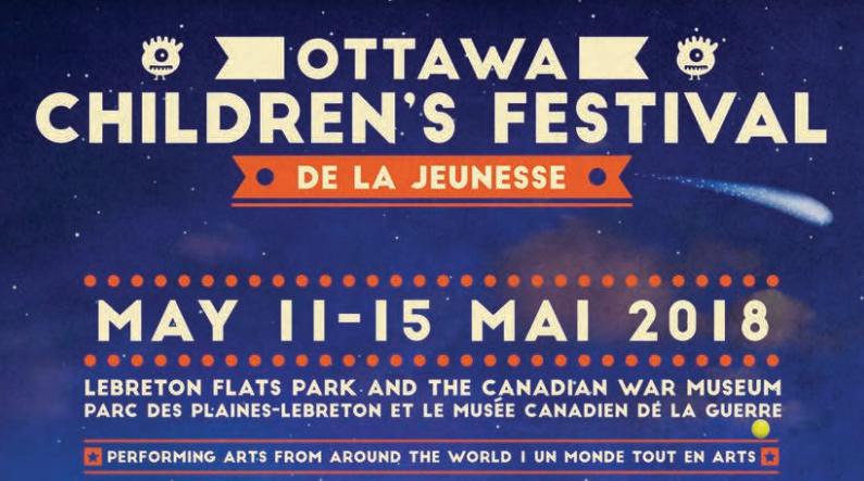 Ottawa Children's Festival 2018