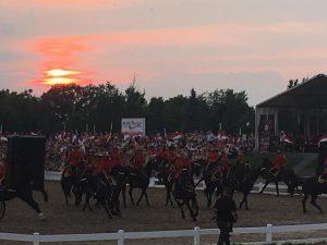Canadian Sunset Ceremonies