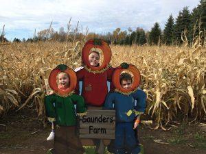 Saunders Farm Opening Weekend