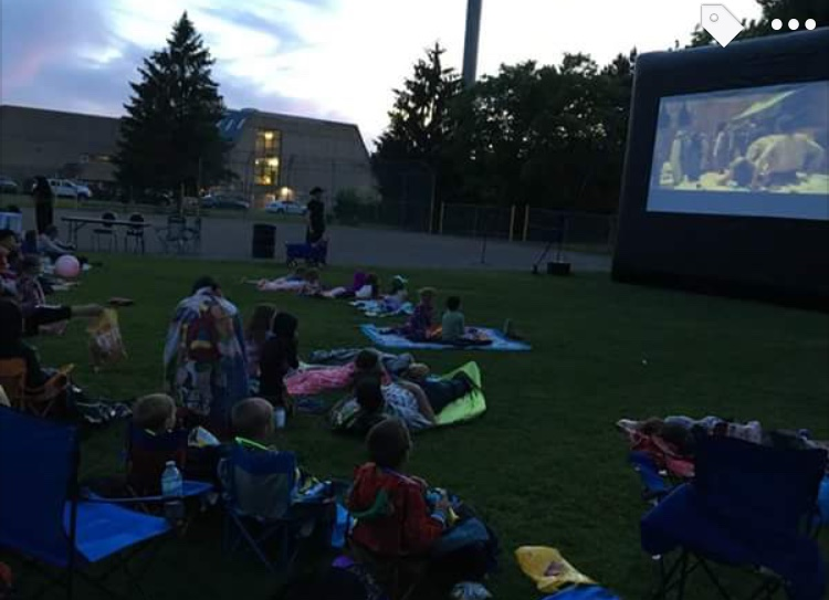 FREE Outdoor Family Movies Ottawa 2019